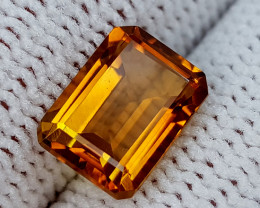 1.95CT MADEIRA CITRINE BEST QUALITY GEMSTONE IIGC017
