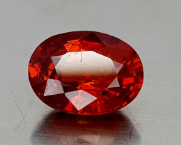1.15CT SPESSERTITE GARNET BEST QUALITY GEMSTONE IIGC017