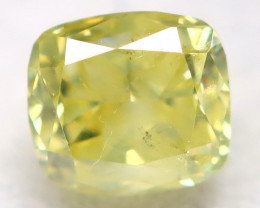Fancy Diamond 0.19Ct Natural Untreated Fancy Color Diamond BP35