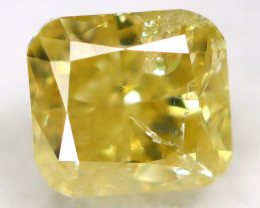 Fancy Diamond 0.20Ct Natural Untreated Fancy Color Diamond BP16