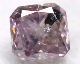 Fancy Diamond 0.18Ct Natural Untreated Fancy Color Diamond BP49