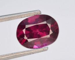 Red Color 1.70 Ct Natural Amazing Garnet~ Rhodolite
