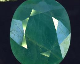NR - 3.95 Carats Rare Natural Rare Grandidierite Gemstone