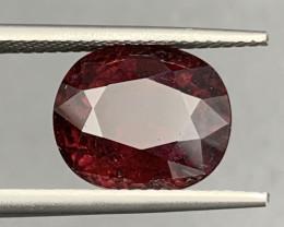 6.45 Carats Rubellite Tourmalin  Gemstones
