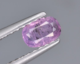 Natural Pink Sapphire 0.29 Cts from Afghanistan