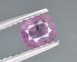 Natural Pink Sapphire 0.66 Cts from Afghanistan