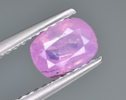 Natural Pink Sapphire 1.07 Cts from Afghanistan