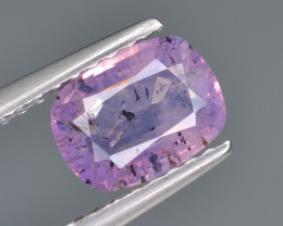 Natural Pink Sapphire 1.09 Cts from Afghanistan