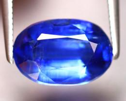 Kyanite 3.38Ct Natural Himalayan Royal Blue Color Kyanite EF0924/A401