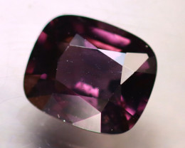 Spinel 3.15Ct Mogok Spinel Natural Burmese Purple Spinel ER243/A12