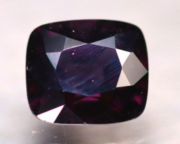 Spinel 3.04Ct Mogok Spinel Natural Burmese Purple Spinel ER247/A12