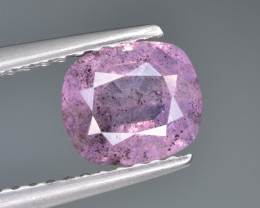Natural Pink Sapphire 1.37 Cts from Afghanistan
