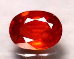 Spessartite Garnet 6.28Ct Natural Orange Spessartite Garnet ER253/B34