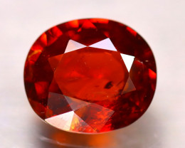 Spessartite Garnet 7.00Ct Natural Orange Spessartite Garnet ER254/B34