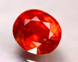 Spessartite Garnet 5.86Ct Natural Orange Spessartite Garnet ER255/B34