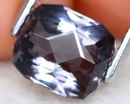 Purple Spinel 1.60Ct VVS Precision Master Cut Natural Purple Spinel AT0942