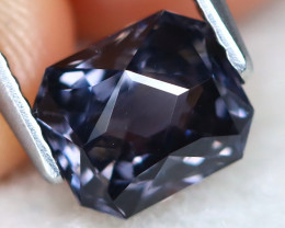 Purple Spinel 1.64Ct VVS Precision Master Cut Natural Purple Spinel AT0943
