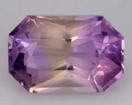 3.30 CT BOLIVIAN AMETRINE TOP CLASS LUSTER GEMSTONE AM39