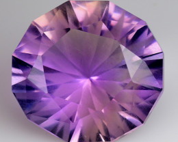 4.53 CT BOLIVIAN AMETRINE TOP CLASS LUSTER GEMSTONE AM44