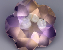 4.60 CT BOLIVIAN AMETRINE TOP CLASS LUSTER GEMSTONE AM47