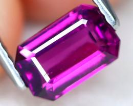 Grape Umbalite Garnet 1.22Ct Octogon Cut Grape Umbalite Garnet A0808
