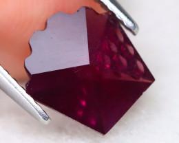 Rhodolite Garnet 2.15Ct Designer Cut Natural Rhodolite Garnet A2111
