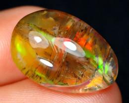 Crystal Opal 7.56Ct Natural Ethiopian Welo Crystal Opal Specimen C0816