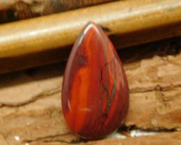 Natural gemstone cabochon bead (G2235)