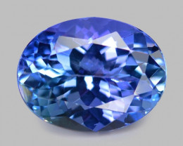1.84 Cts Amazing rare Violet Blue Color Natural Tanzanite Gemstone