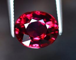 Rhodolite 2.05Ct Natural Purplish Red Rhodolite Garnet DF1023/A5