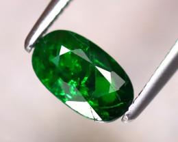 Tsavorite 0.75Ct Natural Intense Vivid Green Color Tsavorite Garnet EF1127