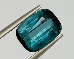 2.85 ct Afghanistan blue Tourmaline Gemstone