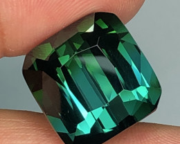 Tourmaline Blue Green 31 carats