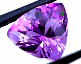 RUSSIA! ROSE DE FRANCE! 19.87 CT Unheated Pink Purple Amethyst