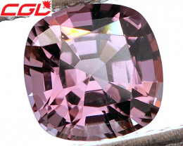 VVS! PRECISION CUT! 1.75 CT Orangy Lavender Spinel (Burma) | FREE SHIPPING!