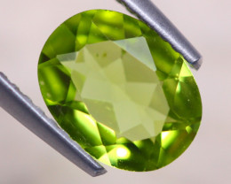 1.76Ct Natural Green Peridot Oval Cut Lot LZ6915