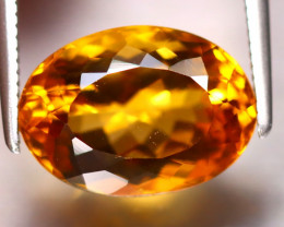 Citrine 4.40Ct Natural Golden Yellow Color Citrine DF1230/A2