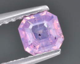 Natural Pink Sapphire 0.49 Cts from Afghanistan