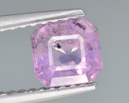 Natural Pink Sapphire 0.95 Cts from Afghanistan