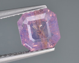 Natural Pink Sapphire 1.64 Cts from Afghanistan