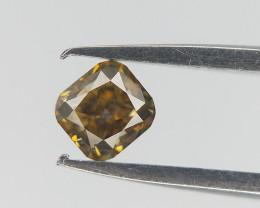 0.12 CT , Rare Fancy Diamond , Fancy Shape , Fancy Color