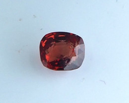 1.62ct natural red spinel
