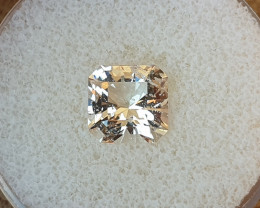 3,34ct Peach coloured Morganite - Master cut!