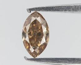 0.11 CTS , natural Fancy Shape Diamond , Clear Diamond