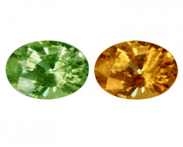 1.57 Cts Very Rare Color Changing Natural Chrysoberyl Gemstone