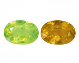 1.02 Cts Rare Color Changing Natural Chrysoberyl Gemstone