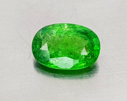 0.45CT RARE TSAVORITE GARNET BEST QUALITY GEMSTONE IIGC019