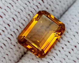 1.59CT MADEIRA CITRINE BEST QUALITY GEMSTONE IIGC019