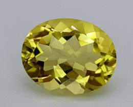 2.49Crt Natural Lemon Quartz Natural Gemstones JI69