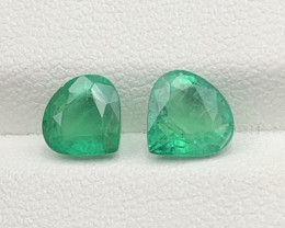 2.25 cts Super Top Quality  Emerald Gemstone